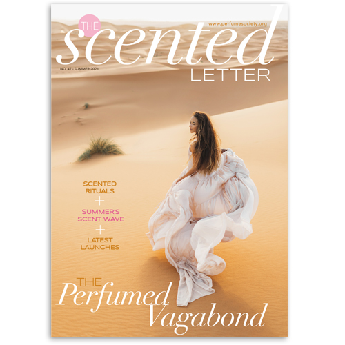 The Scented Letter 'The Perfumed Vagabond' (Print Edition)