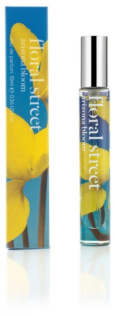 Sunny solar scents for summer Floral Street Arizona Bloom