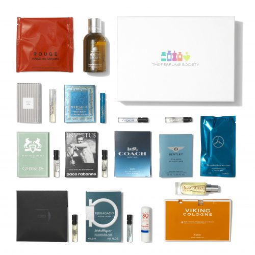 Suave Scents Discovery Box