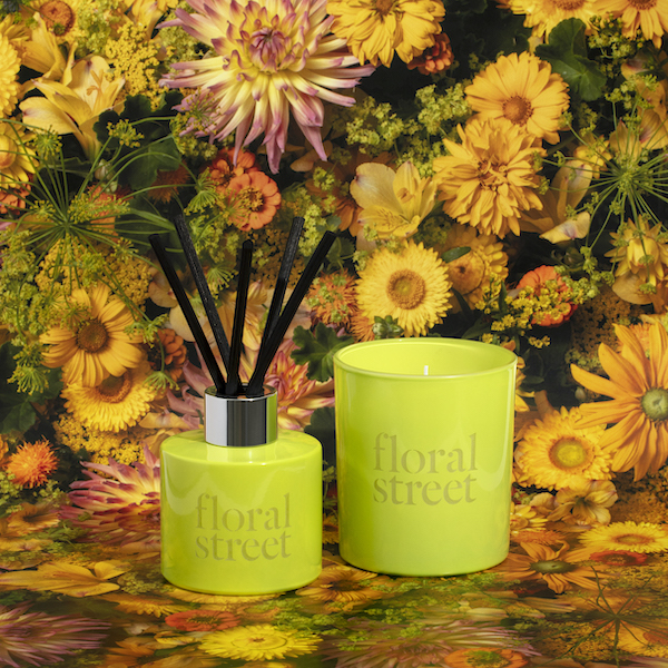 Floral Street Home Fragrance Collection & how to 'Scent-Scape' your house