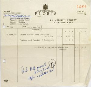 Floris – Royalty, Churchill & Marilyn Monroe loved them: here's why YOU should, too...
