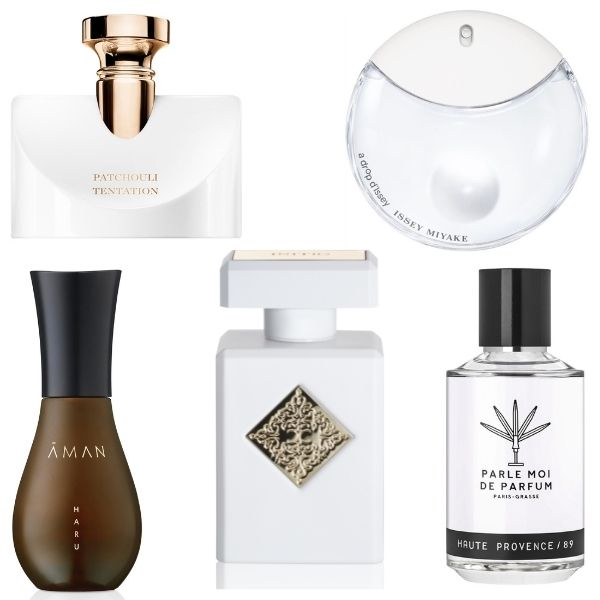 'Fragrances for… comfort & protection'