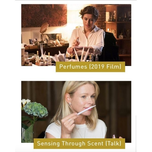 'Nancy Meiland – Sensing Through Scent (fragrant film + talk)'