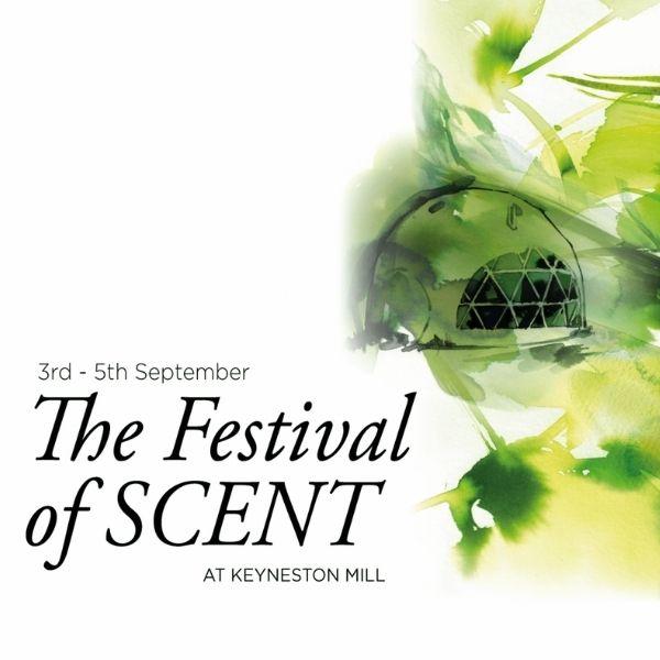 Parterre's Festival of Scent 3rd-5th September