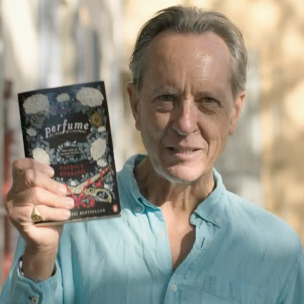 'Richard E Grant explores Süskind's Perfume novel'