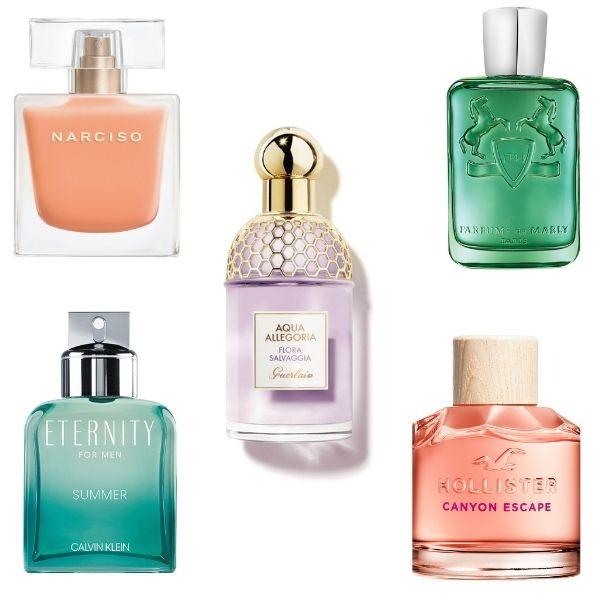 'Fragrances For… The Last of the Summer Sunshine'