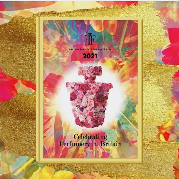 'The Fragrance Foundation UK Awards 2021 – one, two, THREE reasons we're celebrating!'