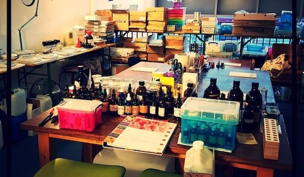 'Make a perfume: day workshops at 4160 Tuesdays'