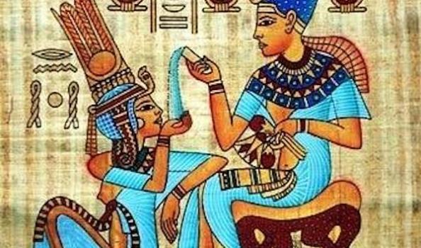 Sacred Perfumes of Ancient Egypt with Marina Barcenilla – Glastonbury