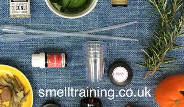 'Smell Training Workshop in Hampshire'