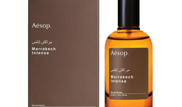 Botanical brand Aēsop launch Marrakech Intense