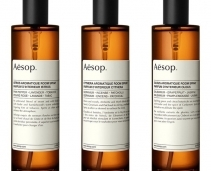 Aesop home fragrances: formulated to stir the senses…