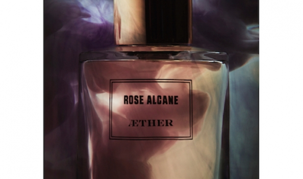Aether perfumes – time to stop and smell the molecular roses…