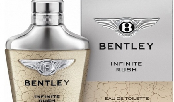 Bentley feel the force of 'luxury infused with adrenalin' for Infinite Rush