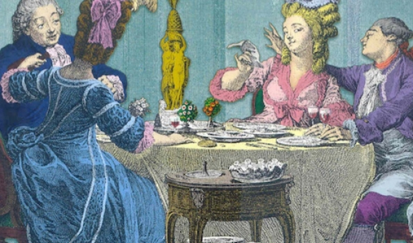 The first gourmand: Brillat-Savarin – an 18th Century chemist who knew you are what you eat (and smell!)