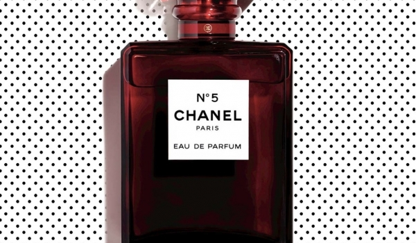 'Iconic Chanel No5 gets its first new look ever'
