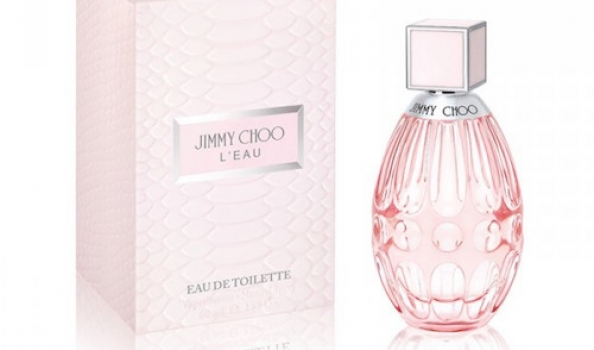 L'Eau my goodness! Jimmy Choo capture thirst-quenching freshness…