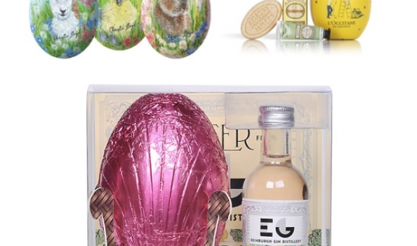 Scented gifts to give this Easter