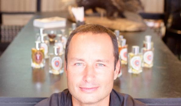 Etienne de Swardt – État Libre d'Orange's maverick founder reveals his five (somewhat saucy…) favourite smells
