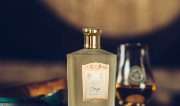 Floris collaborate with Whiskey brand Kilchoman on the delectable 'Islay'
