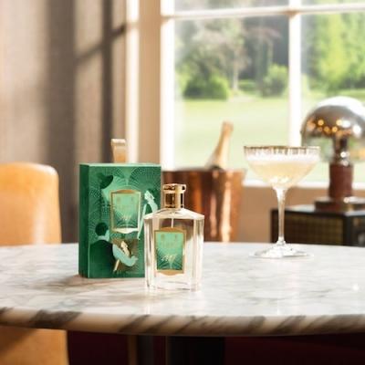 Floris, fashion & fragrance with Alex Schulman & Amber Butchart