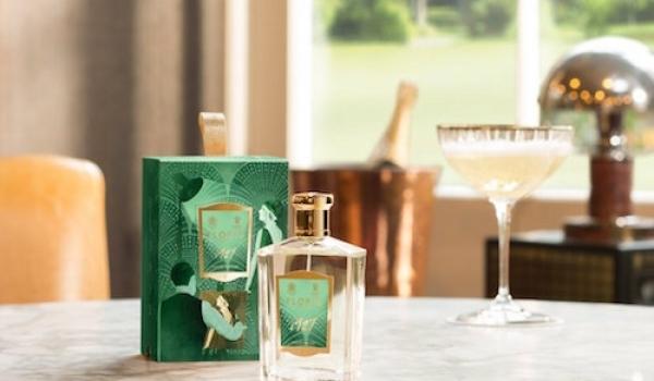 'Floris, fashion & fragrance with Alex Schulman & Amber Butchart'