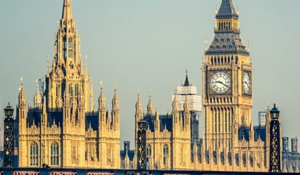 'Perfume shopping in London'