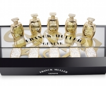 Swiss watchmakers Franck Muller add perfumes to their luxury portfolio…