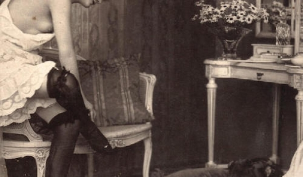 'Scented unmentionables: the racy history of boudoir & lingerie perfumes'