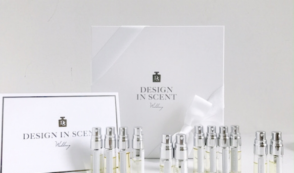 Design In Scent: WIN The Wedding Fragrance Discovery Experience