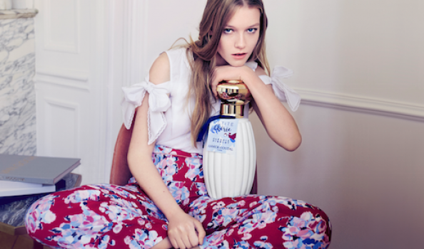 Petite Chérie: Annick Goutal and Claudie Pierlot share the love with a new limited edition