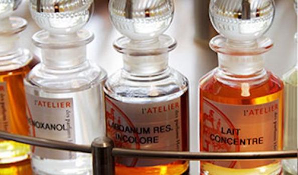 London's Perfume Making Workshop: In the style of Perfumer Jean-Claude Ellena