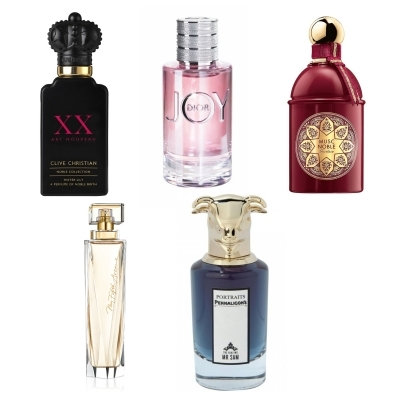 Scents that look as good as they smell