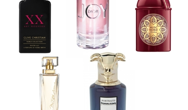 'Scents that look as good as they smell'