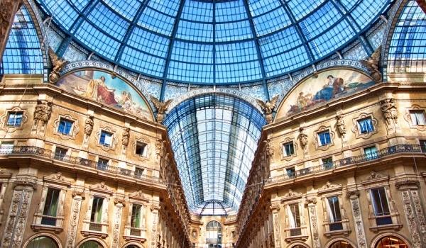 'Perfume shopping in Milan'