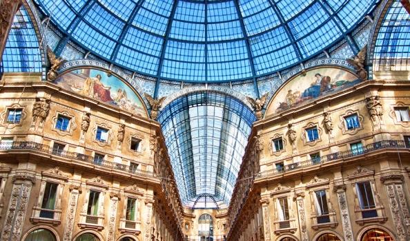 Perfume shopping in Milan