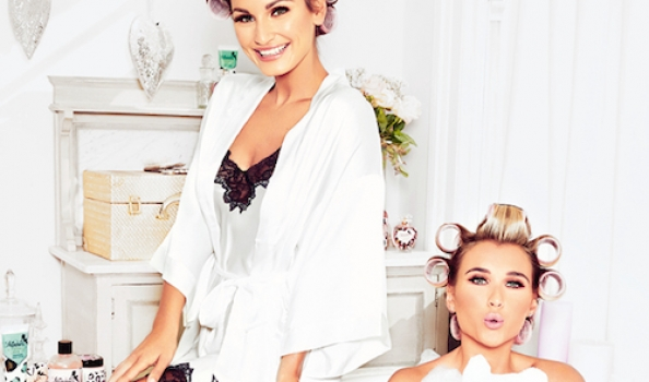Minnies Boutique – our exclusive Interview with the glam gals from TOWIE as they launch their fragrant treats…