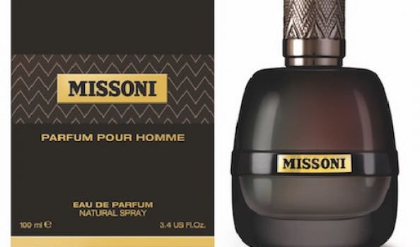 Missoni Parfum pour Homme (you'll want to cuddle up…)