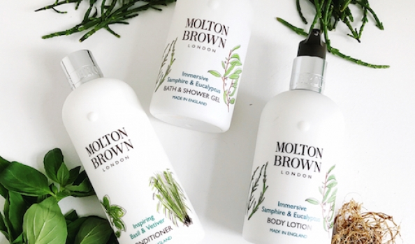 Molton Brown set sail with Seabourn…