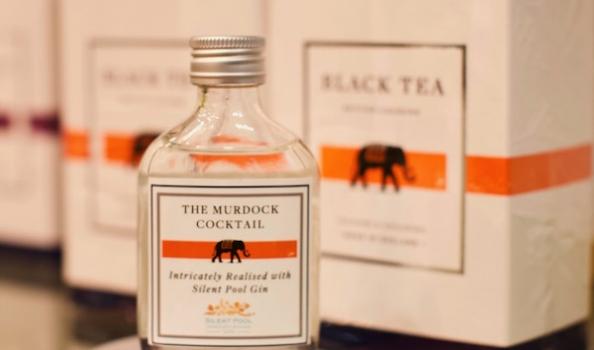 Murdock London & Silent Pool's scented gin fling