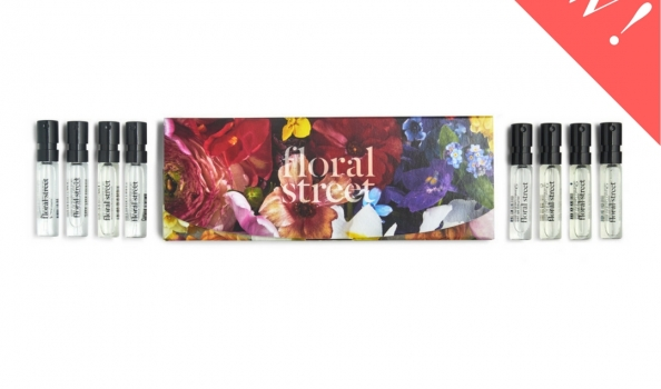 Try the Floral Street Discovery Set!