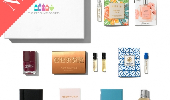 Introducing the Latest Launches 2018 Discovery Box!
