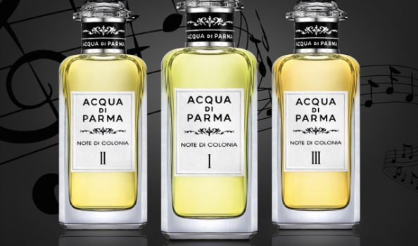 Happy Birthday, Acqua di Parma: three new Colognes celebrate their centenary