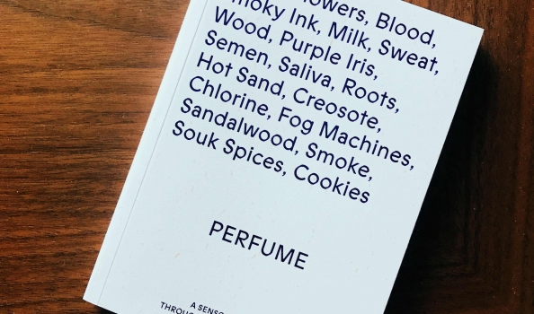 Perfume: A Sensory Journey Through Contemporary Scent opens at Somerset House… follow your nose!