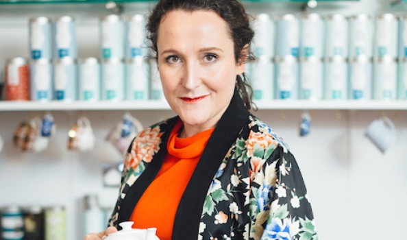 Join us for an afternoon of tea and scent pairing with the Rare Tea Lady