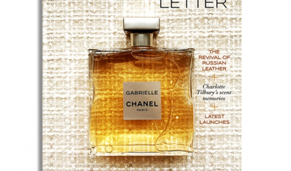 The Scented Letter Fashion, Fabric & Fragrance issue