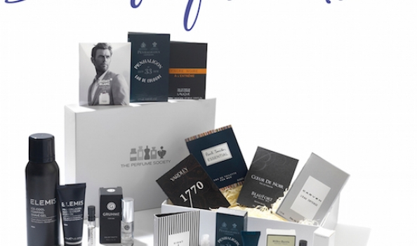 Spoiled for choice… our first-ever men's Discovery Box is a complete fragrance wardrobe, in a box!