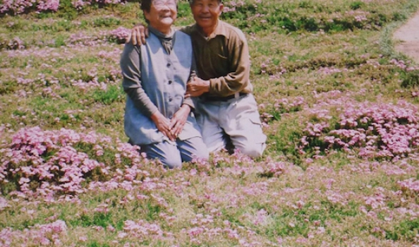 Mid-week hump? We guarantee this will cheer you up! Man plants scent garden for blind wife, to make her smile again…