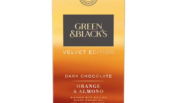 Green & Black's Velvet Edition