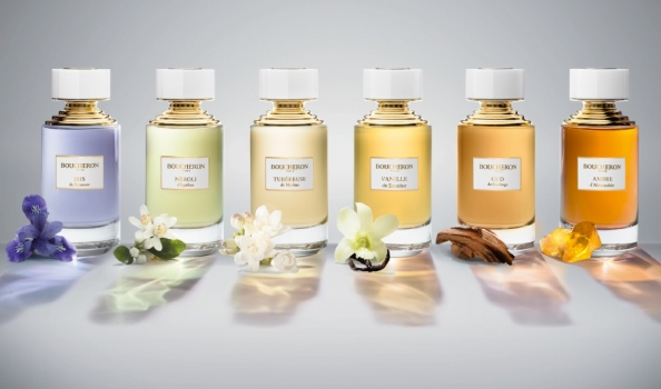 Boucheron unveil not one, not two but SIX shimmering new scents